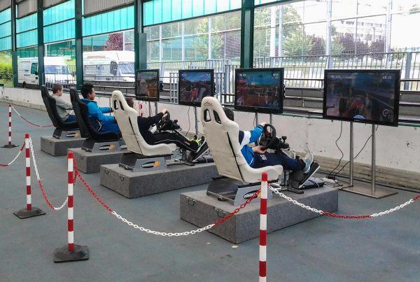 Cabinas Fórmula 1