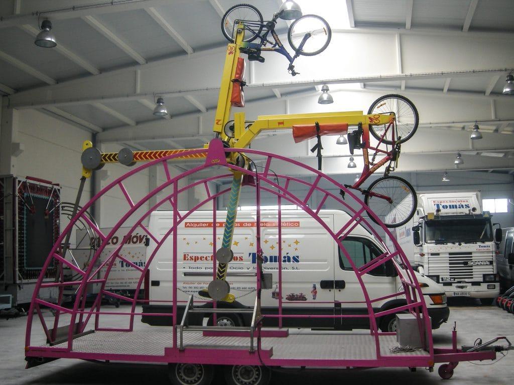 Looping Bike
