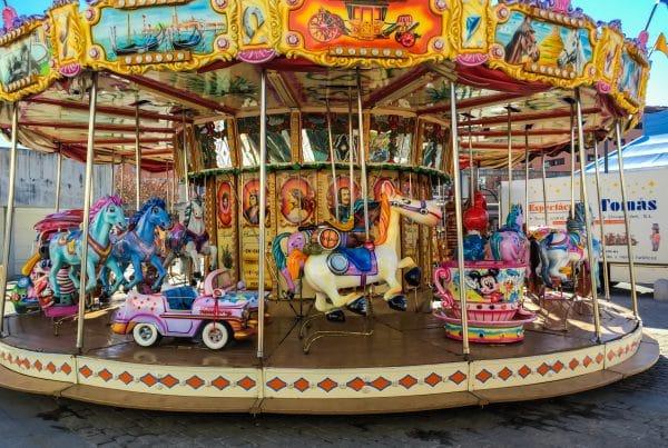 Atracciones de Feria